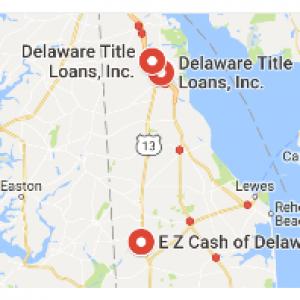 Delaware Auto title equity loans
