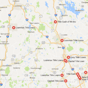 Car Title Loans in New Hampshire