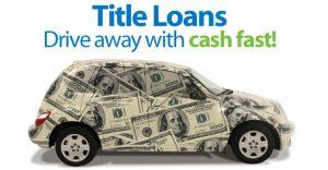 Car Title Loans for Cash