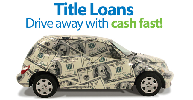 Car Title Loans for Cash